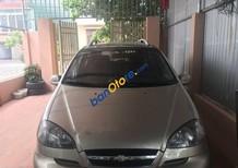 Cần bán lại xe Chevrolet Vivant 2009, màu bạc chính chủ