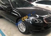 Cần bán Mercedes E200 sản xuất 2015, màu đen, nhập khẩu