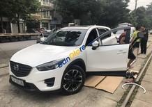 Cần bán Mazda CX 5 sản xuất 2016, màu trắng