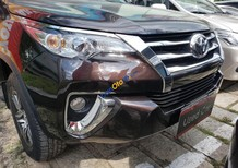 Bán ô tô Toyota Fortuner 2.7V 4x2 AT sản xuất năm 2017, màu nâu, nhập khẩu