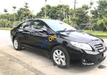 Cần bán xe Toyota Corolla altis sản xuất 2009, màu đen