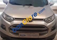 Bán Ford EcoSport sản xuất 2015, màu bạc như mới