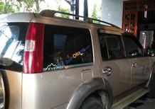Cần bán xe Ford Everest E sản xuất 2009, màu xám chính chủ