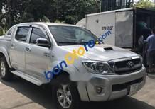 Cần bán xe Toyota Hilux năm 2011, màu trắng, nhập khẩu