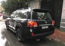 Bán xe Toyota Land Cruiser VX 4.6 V8 đời 2013, màu đen, nhập khẩu