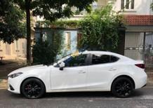 Cần bán Mazda 3 2.0 AT năm 2015, màu trắng