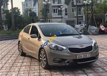 Cần bán Kia K3 1.6AT năm sản xuất 2015, màu vàng, giá chỉ 530 triệu