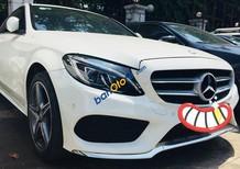 Chính chủ bán xe Mercedes C300 AMG sản xuất 2016, màu trắng