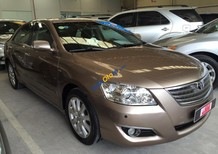 Bán Toyota Camry 3.5Q năm sản xuất 2008, màu nâu, giá 650tr