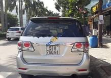 Bán xe Toyota Fortuner 2.5G năm sản xuất 2013, màu bạc