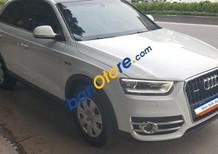 Cần bán lại xe Audi Q3 2.0 AT sản xuất năm 2014, màu trắng, xe nhập