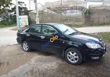 Cần bán lại xe Toyota Corolla altis đời 2005, màu đen, 313tr