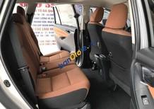 Bán xe Toyota Innova 2.0E năm sản xuất 2016, màu bạc