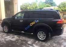 Cần bán lại xe Mitsubishi Pajero Sport sản xuất 2012, màu đen