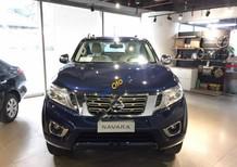 Bán Nissan Navara VL 2.5 AT 4WD sản xuất 2018, màu xanh lam
