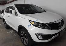 Bán ô tô Kia Sportage 2.0AT AWD sản xuất 2013, màu trắng như mới