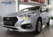 Bán ô tô Hyundai Accent năm 2018, màu bạc, giá chỉ 425 triệu