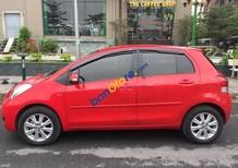 Bán Toyota Yaris AT đời 2011, màu đỏ