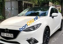 Bán Mazda 3 2.0 AT sản xuất năm 2015, màu trắng