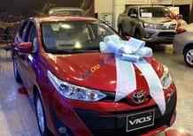 Toyota Tân Cảng bán Toyota Vios 1.5G 2019- Hỗ trợ trả góp - Nhiều ưu đãi hấp dẫn mừng xuân Kỷ Hợi 2019- LH: 0901923399