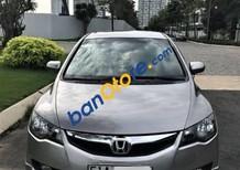 Cần bán Honda Civic 1.8L  AT đời 2010, màu bạc