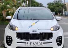 Cần bán Kia Sportage 2.0 AT đời 2015, màu trắng, xe đẹp thể thao