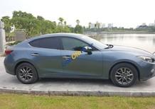 Cần bán xe Mazda 3 AT sản xuất năm 2016, màu xanh lam