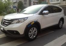 Bán ô tô Honda CR V 2.0 AT sản xuất 2014, màu trắng như mới