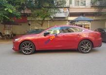 Bán Mazda 6 2.5 AT sản xuất năm 2015, màu đỏ, giá tốt
