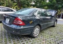 Cần bán gấp Mercedes C200K năm 2001 số tự động giá cạnh tranh