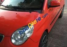 Chính chủ bán xe Kia Morning sản xuất 2012, màu đỏ