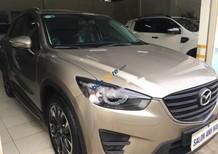 Bán ô tô Mazda CX 5 2.5 AT năm sản xuất 2016, màu vàng, giá tốt