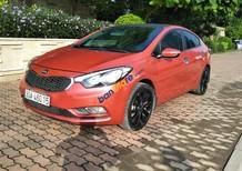 Cần bán lại xe Kia K3 2.0AT sản xuất năm 2014, màu đỏ, giá tốt
