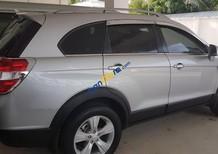 Cần bán xe Chevrolet Captiva LTZ 2.4AT sản xuất năm 2012, màu bạc, xe nhập