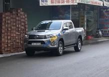 Cần bán lại xe Toyota Hilux Lx sản xuất năm 2016, màu bạc, nhập khẩu