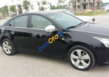 Bán Daewoo Lacetti năm sản xuất 2010, màu đen, 305tr