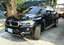 Bán xe BMW X6 đời 2015 máy dầu màu đen, nhập Đức, odo 53.000km, zin từ A đến Z