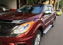 Cần bán xe Mazda BT 50 sản xuất 2015, màu đỏ, nhập khẩu nguyên chiếc giá cạnh tranh