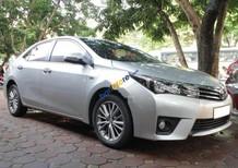 Cần bán xe Toyota Corolla altis 1.8G AT sản xuất năm 2015, màu bạc, 680 triệu