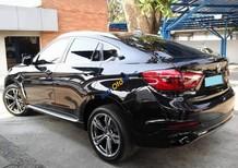 Cần bán lại xe BMW X6 3.0AT năm 2015, màu đen, xe nhập