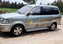 Cần bán xe Toyota Zace Surf năm sản xuất 2005, chính chủ, màu xanh ngọc