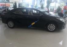 Bán ô tô Toyota Corolla altis 1.8 E CVT năm sản xuất 2018, màu đen, giá tốt