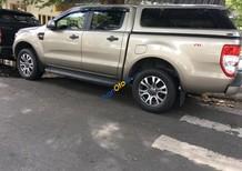Cần bán lại xe Ford Ranger XLS MT năm sản xuất 2015, màu vàng, nhập khẩu nguyên chiếc