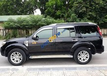 Cần bán lại xe Ford Everest sản xuất năm 2015, màu đen, giá tốt