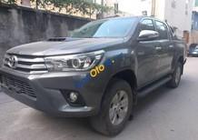 Cần bán Toyota Hilux năm sản xuất 2016, màu xám, giá 745tr