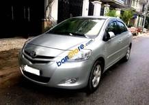 Bán Toyota Vios G năm sản xuất 2009, màu bạc như mới