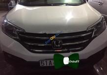 Cần bán xe Honda CR V 2.0 sản xuất 2013, màu trắng còn mới