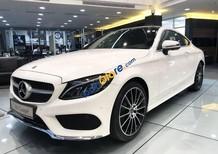 Bán Mercedes C300 Coupe sản xuất 2018, màu trắng, nhập khẩu