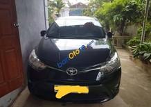 Cần bán gấp Toyota Vios sản xuất 2017, màu đen, 550tr