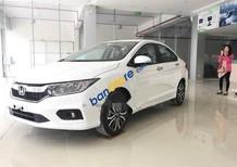 Bán xe Honda City sản xuất năm 2018, màu trắng, 559tr